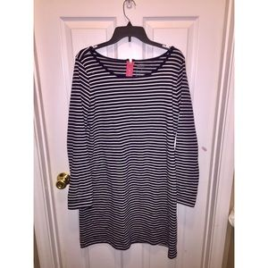 Gap Maternity Striped Dress